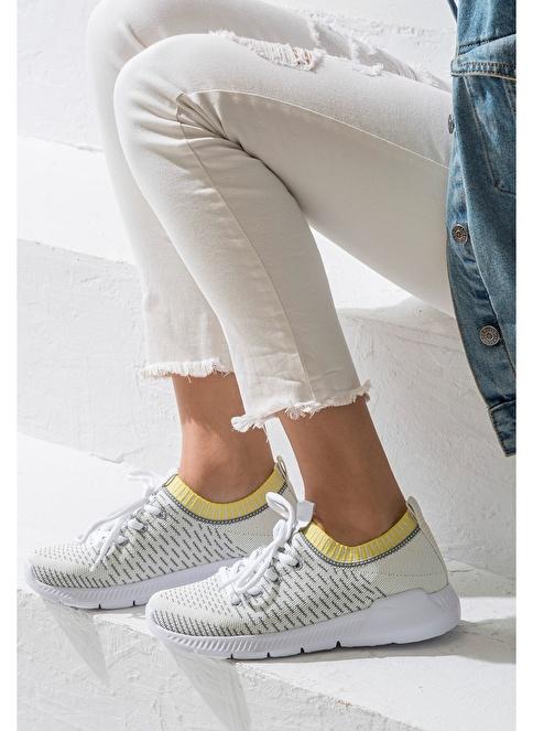 Elle Sneaker Gri